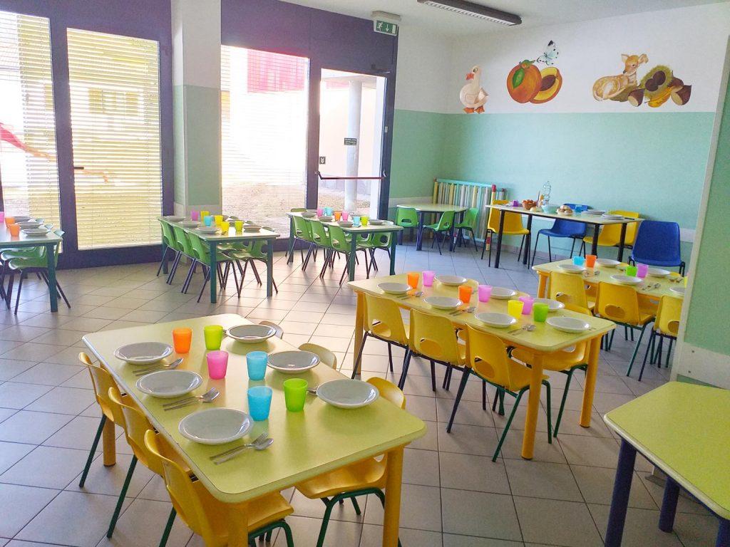 Mensa asilo scuola materna valceresio valganna